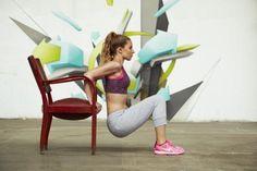 Ihr arbeitet viel, wodurch Euch die Zeit fehlt, um ins Fitnessstudio gehen zu können? Testet unser 10 Minuten Workout für Zuhause!