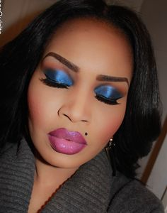 Hey Divas, Check out my newly uploaded makeup tutorial, The Vixen and learn how to create bold eyes and pair it with an ombre bold lip. Remember to click the like button if you like the video, and to see more great videos, click the SUBSCRIBE button.