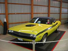 1971 HEMI 4-Speed Challenger R/T (1 of 50)..Re-pin brought to you by #bestrate #CarInsurance at #HouseofInsurance Eugene
