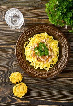Pasta with chanterelle <3 #mushrooms #chanterelle #pasta #yummy #delicious #food #tasty