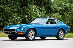 1970 Datsun 240Z to be auctioned at Motostagia's 2014 Grand Prix Auction November 1st at the Long center in Austin, TX #ATX #COTA #USGP #Collector #Car #Auction #AutoAuction #CarAuction #Datsun #Datsun240z #70s