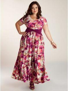 Mildred Plus Size Dress - Just In by IGIGI