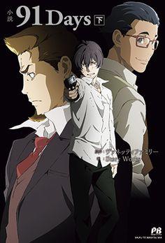 54 Best 91 Days Images 91 Days Anime Art Anime Boys