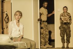 Othello production #NTLive