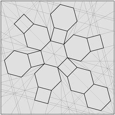 Zing Origami - Polyhedra | Truncated octahedron http://www.zingman.com/origami/subj_polyhedra.php#truncOct