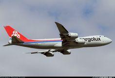 Cargolux LX-VCF Boeing 747-8R7F/SCD aircraft picture