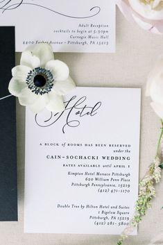 Black Tie Wedding Invitations Spring Wedding, Wedding Day, Dusty Blue Weddings, Black Tie Wedding, Blue Wedding Invitations, Industrial Wedding, Invitation Design, South Carolina, Wedding Flowers