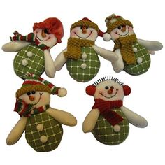 Bargain World Cute Funny Snowman Christmas Xmas Gift For Christmas Decoration BK691 * Continue to the product at the image link.