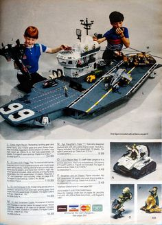New toys vintage gi joe ideas Vintage Toys 80s, Retro Toys, Vintage Ads, Vintage Cameras, Gi Joe, Toy Catalogs, Old School Toys, Childhood Toys, Childhood Memories