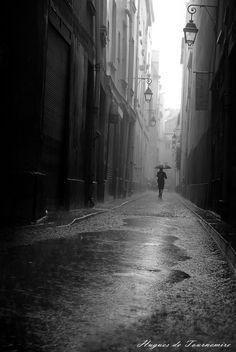 Under Rain - Paris