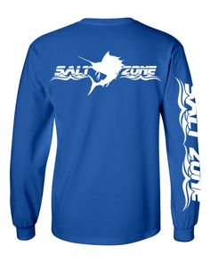 reel Salt Zone Logo Window decal sticker life,diving fishing saltwater rod