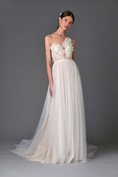Wedding Dress // Collection Marchesa 2017 // Greek Wedding Dress // Bridal dress 2017 // Bridal Outfit #weddingdress #bride
