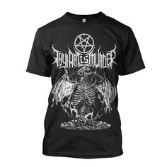Thy Art Is Murder, Metal Shirts, Things To Buy, Stuff To Buy, Band Merch, Buy Buy, Fashion Outfits, Mens Tops, T Shirt