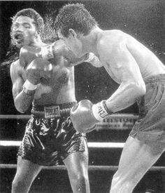 Aaron Pryor vs. Alexis Arguello Nov. 12, 1982