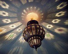 Marokkanische Deckenlampe Orientalische Hangeleuchte Lampe Laterne Marokko Deko