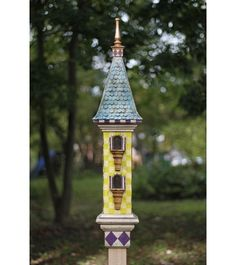 Victorian Collection - The Willows Birdhouse