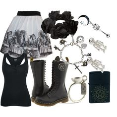 """So much want...."" by littlemisstoxin on Polyvore"