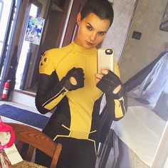 Brianna Hildebrand as Negasonic Teenage Warhead