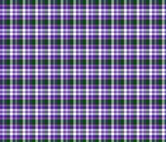 plaid fabric by bahrsteads on Spoonflower - custom fabric