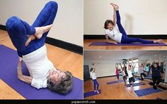 awesome Yoga for 70+