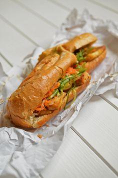 Vietnamesisches Sandwich im An Banh Mi in Düsseldorf (www.rheintopf.com)