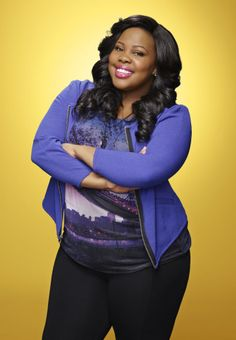 Mercedes Jones (Amber Riley).