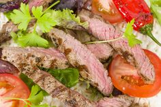 Phase 2 steak salad