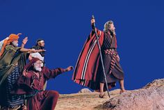 The Ten Commandments (1956) - Charton Heston