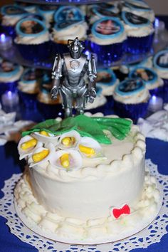 Doctor who themed wedding cakes. Taken by one of our great friends.