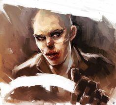 Nux - Mad Max: Fury Road - AkiMao.deviantart.com