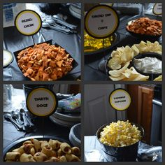 Lullabies and Lace: Star Wars Birthday Party Food - Ideas of Ray Star Wars - - Lullabies and Lace: Star Wars Birthday Party Food Star Wars Party Food, Star Wars Food, Star Wars Day, Star Trek, Star Wars Essen, 6th Birthday Parties, Birthday Ideas, 7th Birthday, Star Wars Wedding