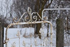Winter gate | Explore asiseeit08's photos on Flickr. asiseeit08… | Flickr - Photo Sharing! #prints #photocards #subiwilksphotography