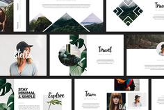 ASCHA - Keynote Template by TempLabs on @creativemarket