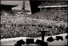 Noel Gallagher at Maine Road 1996
