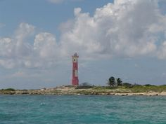 Punta Mola lighthouse, Cozumel, Mexico