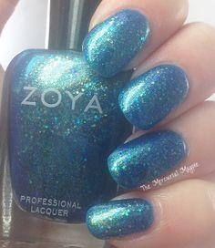 Zoya Muse Swatch