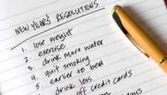 LIFE | How to Stick to your New Year's Resolutions