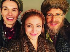 """6,221 Likes, 64 Comments - Christy Altomare (@christyaltomare) on Instagram: """"I am SO excited !! For one night only I get a new Vlad and a new Dima !!! My heart my heart!! What…"""""""
