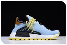 da8d1b011a360 Pharrell Williams x adidas Hu NMD Inspiration Blue Yellow-Black