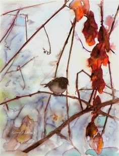 Kerry Siderius: Original Watercolor Paintings and Prints of North Central Washington