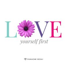 In relationships, your ability to find love is based on your ability to love yourself.