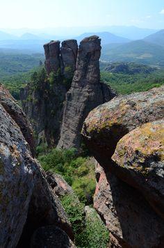 #Belogradchik Rocks - Nothern #Bulgaria by Todorovic