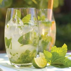 Mojito<p></p> - Our Favorite Recipes with Mint - Sunset