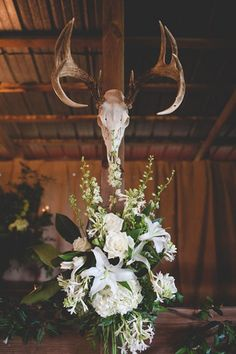 A Formal-Meets-Rustic Wedding in Alabama | Brides