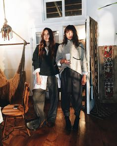 natalieoffduty and dylanasuarez wearing KEEN's Bridge City Collection. #suarezsisters