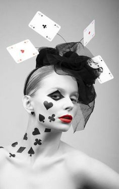 face paint cards - Google Search