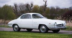 1964 Alfa Romeo Giulia - Sprint Speciale