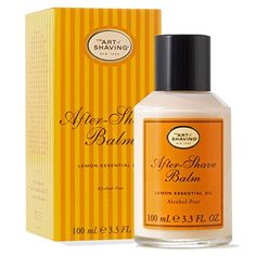 The Art of Shaving AfterShave Balm Lemon 33 fl oz *** To view further for this item, visit the affiliate link Amazon.com.