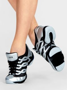 "Free Shipping - ""Twist"" Adult Dance Sneaker by BLOCH I need these for jazzercise!"