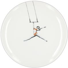 Laboratorio Paravicini - Circus collections hand painted plates